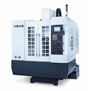 V6加工中心机