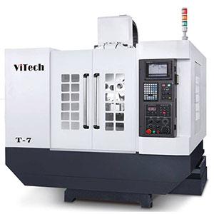 T7 CNC钻孔攻牙机
