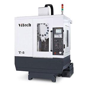 T5 CNC钻孔攻牙机