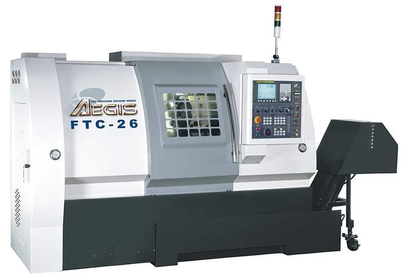 FTC-26B(L) 高剛性车床